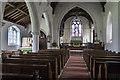 TF8044 : Interior, St Mary's church, Burnham Deepdale by J.Hannan-Briggs