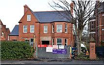 J3271 : New house, Adelaide, Belfast by Albert Bridge