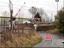 SD7908 : Hagside Crossing by David Dixon