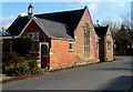SO7407 : The Old School viewed from the north, Frampton on Severn by Jaggery