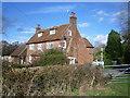 TR0853 : Pickelden Farm House by Marathon