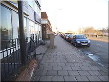 TQ1883 : Service Road on the North Circular, Alperton by David Howard