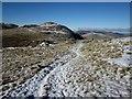 NY2406 : Descending towards Ore Gap by Graham Robson