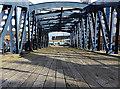 NT2776 : Victoria swing bridge, Leith by William Starkey