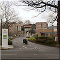 SK5338 : Orchard Hotel, Nottingham by Alan Murray-Rust