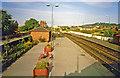SE4225 : Castleford station, 1993 by Ben Brooksbank