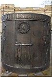 SJ3490 : Hillsborough Memorial by aintree iron