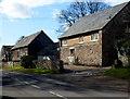 SO3220 : Mill Stone Barn, Llanvihangel Crucorney by Jaggery