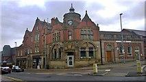 SJ8481 : The Bank Square, Wilmslow by Steven Haslington