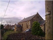 NZ2073 : Chapel at Dinnington by Robert Graham