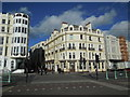 TQ3103 : Southern End of East Street, Brighton by Paul Gillett