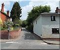 SO7038 : Knapp Lane, Ledbury by Jaggery