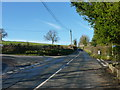 SO4514 : Cross roads at The Hendre by Ruth Sharville