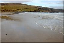 HP6514 : Norwick beach by Mike Pennington