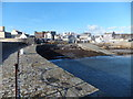 SC2667 : Former lifeboat slipway Castletown by Richard Hoare