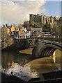 NZ2742 : Framwellgate Bridge, Durham by Paul Harrop