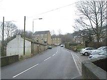SE0726 : Brackenbed Lane - Hebble Lane by Betty Longbottom