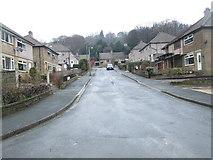 SE0726 : Meadow Drive - Meadow Lane by Betty Longbottom