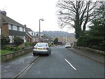SE0726 : Woodroyd Drive - City Lane by Betty Longbottom