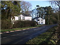SU2281 : Front Lodge Cottages, King Edward's Place, Foxhill by Vieve Forward