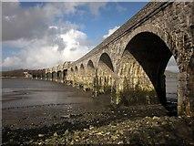 SX4561 : Tavy Bridge by Derek Harper