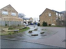 SE0726 : High Croft - Bracewell Drive by Betty Longbottom