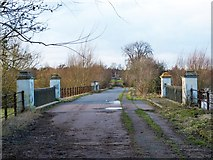 SP7006 : Thame Bridge on the old Thame Road by Rob Farrow