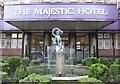 SE2955 : Majestic Hotel, Harrogate by Dave Pickersgill