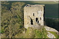 SK1482 : Peveril Castle by Peter Barr