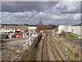 SK5440 : Radford Junction by Alan Murray-Rust