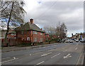 SK5540 : Council houses on Ilkeston Road by Alan Murray-Rust