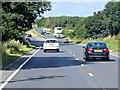 TL8963 : Westbound A14 near Blackthorpe by David Dixon