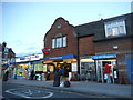 TQ2584 : West Hampstead tube station by David Howard