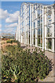 TQ0658 : The Glasshouse, RHS Garden, Wisley by Ian Capper