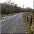 SO0102 : Slow - bend ahead on Cwmbach Road, Aberdare by Jaggery