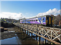 NZ8909 : Train bound for Whitby by Pauline E