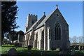TG0135 : St Mary's church, Gunthorpe by J.Hannan-Briggs