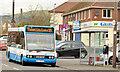 J2766 : Minibus, Lambeg by Albert Bridge