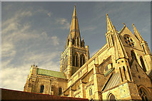 SU8504 : Chichester Cathedral, West Sussex, at Sunrise by Jack R Pease