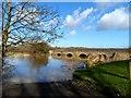 SP9957 : Felmersham bridge by Bikeboy