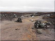 SK0994 : B-29 crash site by Gareth James