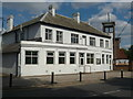 TQ3289 : Building, West Green Road N15 by Robin Sones