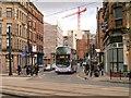SJ8498 : Manchester, High Street by David Dixon