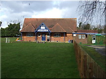 TL1217 : East Hyde Village Hall by JThomas