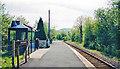 SN8040 : Cynghordy station, 2001 by Ben Brooksbank