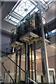 TQ2679 : Lifts at the Science Museum by Ian Taylor