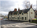 SK2327 : The Spread Eagle, Rolleston by Alan Murray-Rust