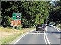 TM3458 : A12, Glemham by David Dixon