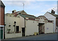 SK2128 : Former cinema on Burton Street by Alan Murray-Rust