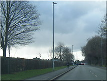 SJ3777 : B5463 Rossmore Road West by Colin Pyle